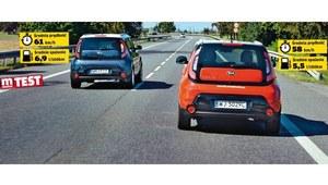 Oszczędzaj paliwo nie tracąc prędkości