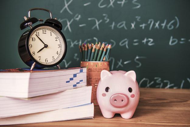 oszczędzanie - poradnik dla opornych /materiał zewnętrzny