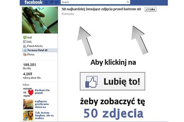 Oszuści nie zawsze władają językiem polskim... /vbeta