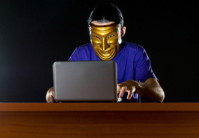 Oszuści starają się zdobyć dane osobowe do celów przestępczych /123RF/PICSEL