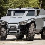 Oto Arquus - futurystyczny pojazd opancerzony