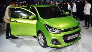 Oto Chevrolet Spark czwartej generacji