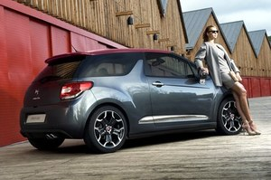 Oto citroen DS3!
