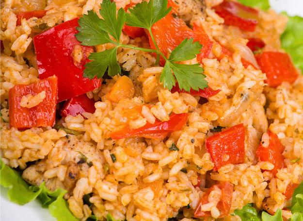 Oto jedna z czterech części kolorowego ryżu. /123RF/PICSEL