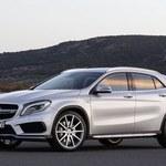 Oto Mercedes GLA 45 AMG