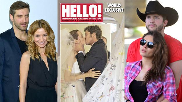 Oto najbardziej zaskakujące śluby 2014 roku! /Frazer Harrison/ AKPA, Gałązka/ materiały prasowe /Getty Images