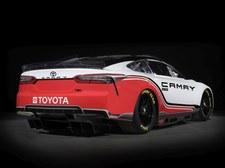 Oto nowa Toyota Camry do wyścigów NASCAR. Największe zmiany w serii od 50 lat