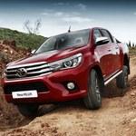 Oto nowa Toyota Hilux