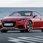 Oto nowe Audi TT RS. Najmocniejsze w historii!