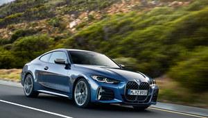 Oto nowe BMW serii 4. Tak, grill jest wielki