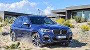 Oto nowe BMW X3
