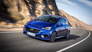 Oto nowy Opel Corsa OPC - pierwsze zdjęcia i szczegóły