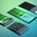 Oto patent składanego smartfona Lenovo