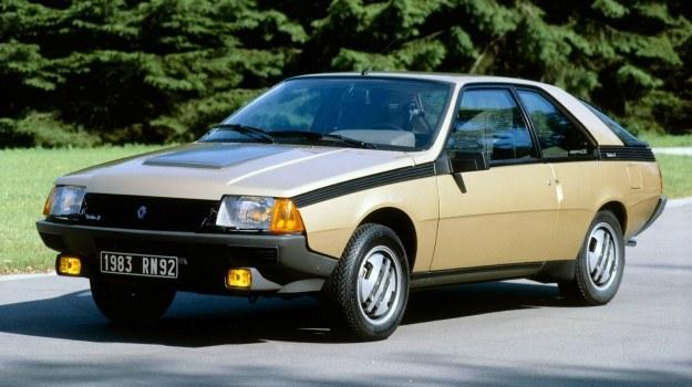 Oto pierwszy na świecie samochód sportowy z silnikiem wysokopężnym, przeznaczony do produkcji w stosunkowo dużej serii - Renault Fuego Turbo-Diesel. /Renault