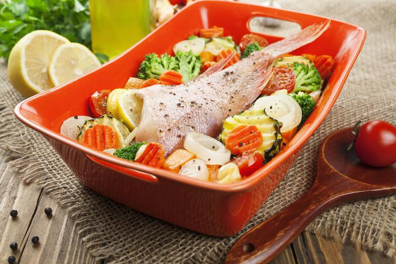 Oto pomysł na danie z ryby /123RF/PICSEL
