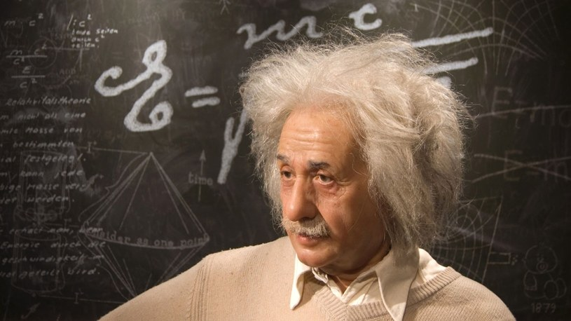 Oto rzadkie nagranie z Einsteinem, który opowiada o muzyce i broni jądrowej /Geekweek