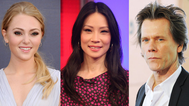 Oto serialowe gwiazdy, które będzie można zobaczyć już jesienią! /Frazer Harrison, Jason Merritt, Astrid Stawiarz /Getty Images