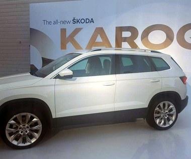 Oto Skoda Karoq - zupełnie nowy, czeski SUV