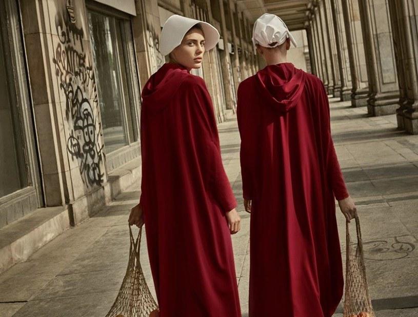 Oto specjalna linia odzieżowa dla posłusznych kobiet /Showmax /materiały prasowe