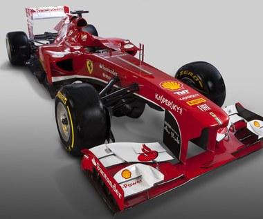 Oto tegoroczny bolid F1 zespołu Ferrari