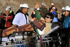 Oto wszyscy uratowani w Chile górnicy