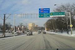 Oto zdjęcia zaśnieżonych dróg od słuchaczy RMF FM