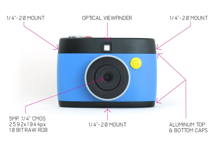 OTTO - aparat do robienia GiF-ów. /materiały prasowe
