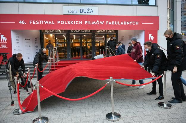 Otwarcie 46. Festiwalu Polskich Filmów Fabularnych w Gdyni /Adam Warżawa /PAP