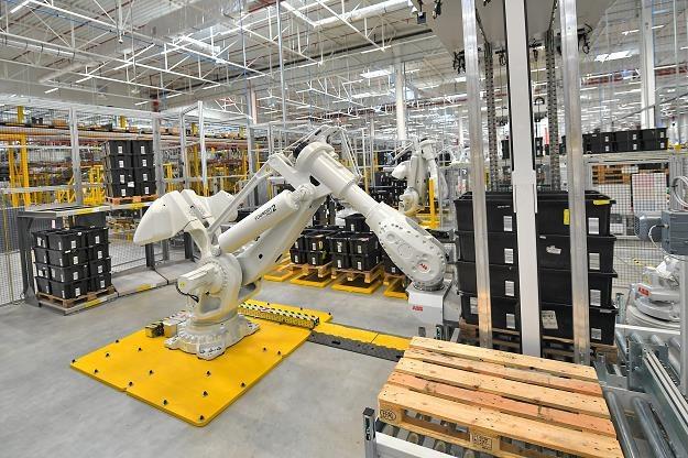 Otwarcie Centrum Logistycznego Amazon w Okmianach /PAP