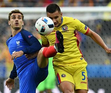 Otwarcie Euro 2016. Mecz Francja - Rumunia 2-1