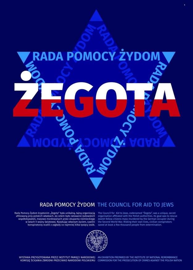 """Otwarcie wystawy """"Żegota"""" – Rada Pomocy Żydom /materiały prasowe /IPN"""