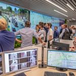 Otwarto zmoderniowane Centrum Sterowania Ruchem w Warszawie