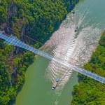 Otworzono najdłuższy szklany most na świecie