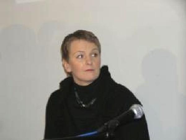 Otylia Jędrzejczak przedstawiła na konferencji prasowej swoje sportowe plany /INTERIA.PL