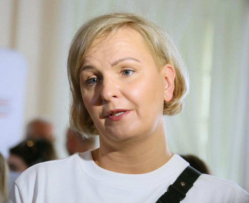 Otylia Jędrzejczak została prezesem Polskiego Związku Pływackiego /Paweł Wodzyński /East News