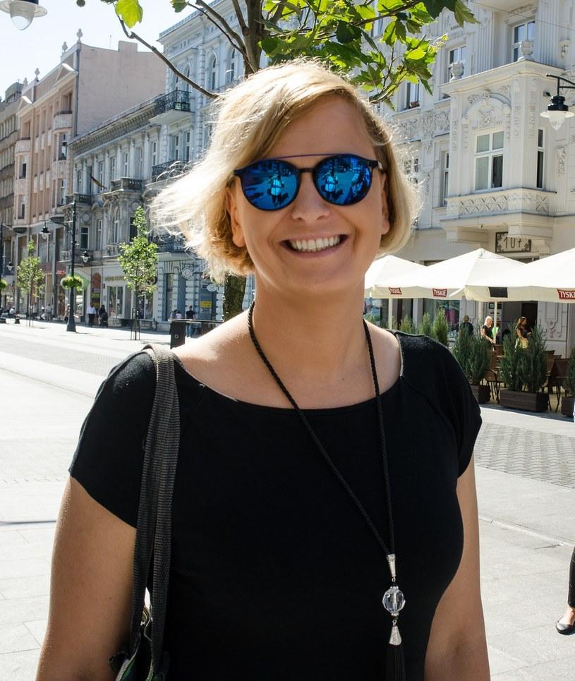 Otylia Jędrzejczak /ANDRZEJ ZBRANIECKI /East News
