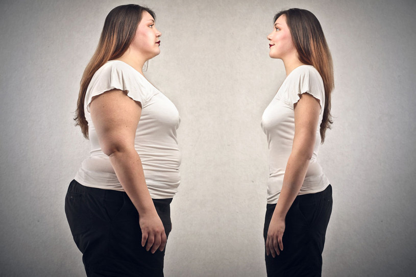Otyłość brzuszna to pierwszy, widoczny znak podwyższonego poziomu cholesterolu /123RF/PICSEL