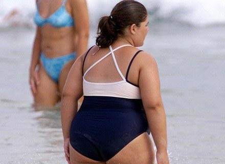Otyłość lub nadwaga to problem ponad połowy mieszkańców naszego kontynentu /AFP