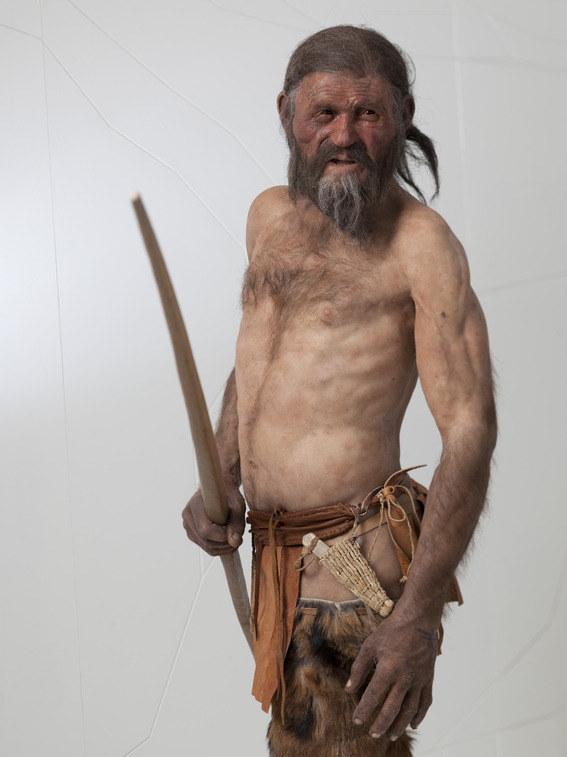 Ötzi - Człowiek Lodu /materiały prasowe