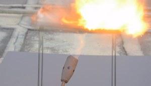 Oukitel K6000 - test ogniowy litowo-polimerowej baterii