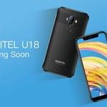 Oukitel U18 - kolejna kopia iPhone'a X wkrótce w sprzedaży