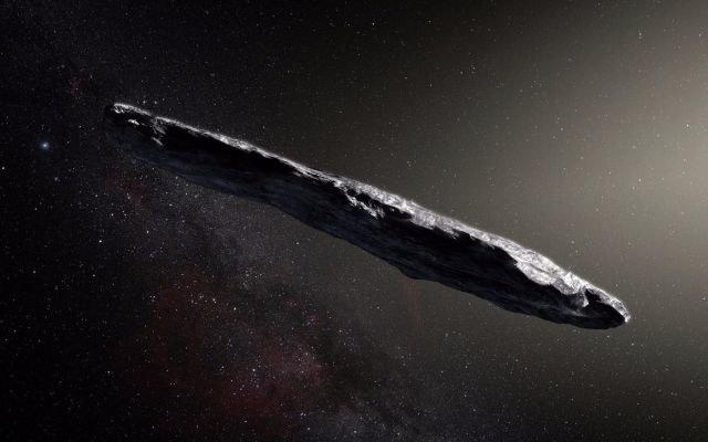 'Oumuamua porusza się niezwykle szybko /materiały prasowe