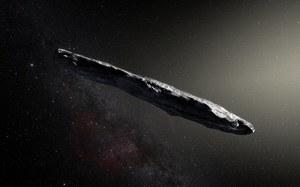 Oumuamua to jednak kosmiczna sonda?