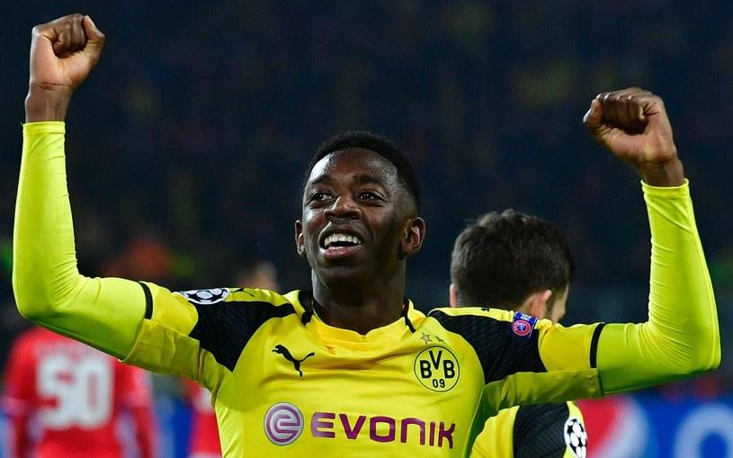 Ousmane Dembele, młody as Borussii Dortmund /AFP
