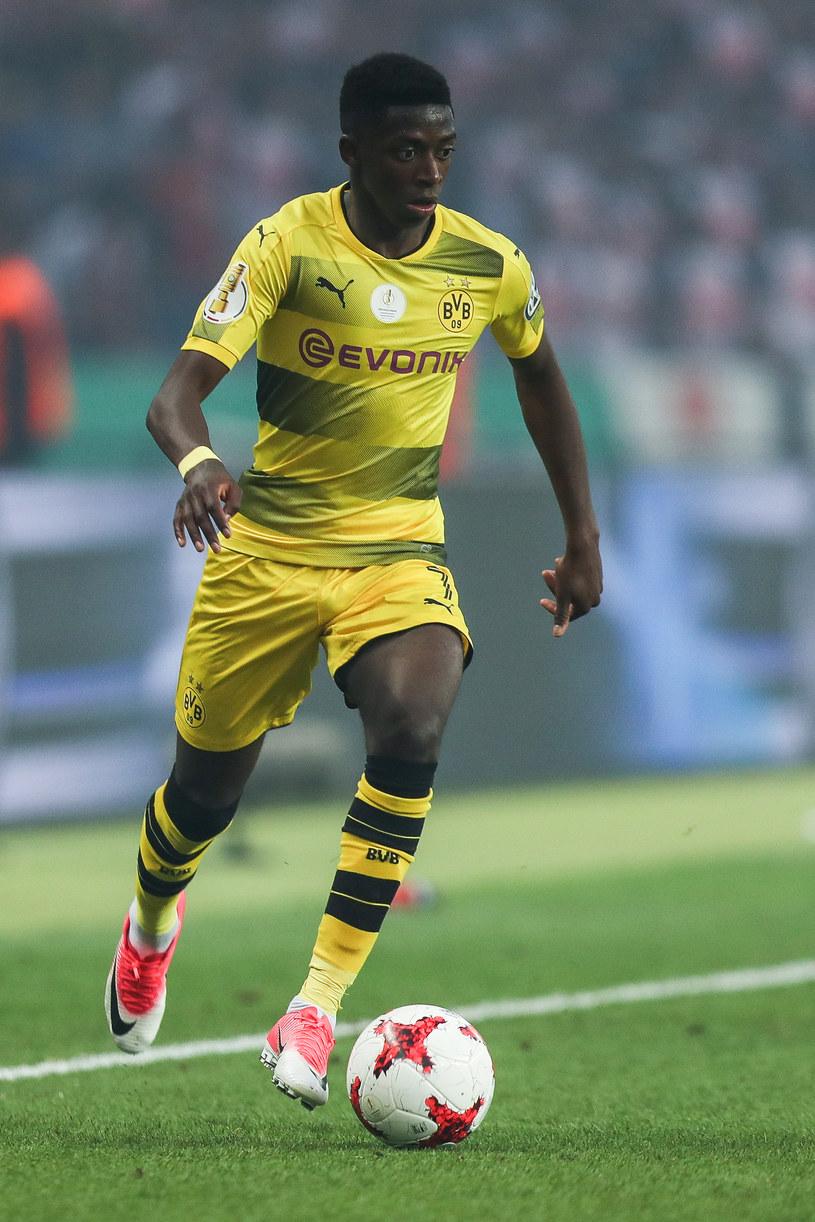 Ousmane Dembele /MAJA HITIJ  /Getty Images