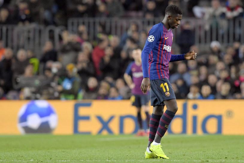 Ousmane Dembele /AFP