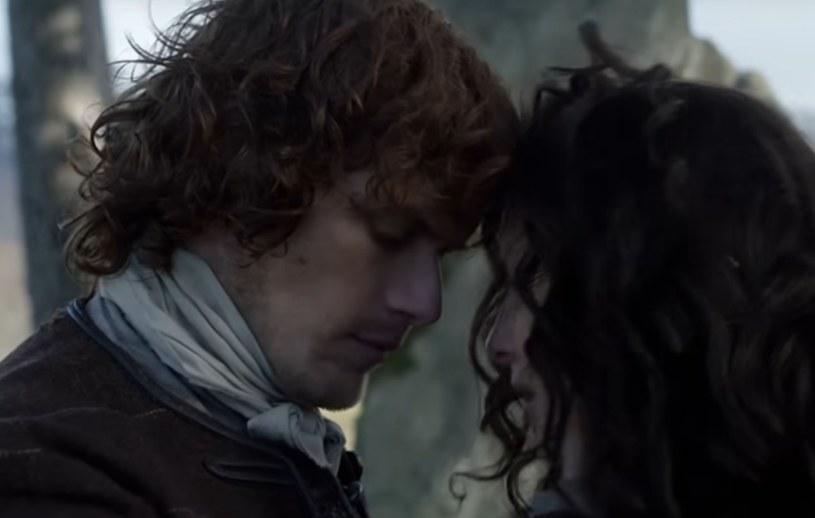 """Outlander"": Jamie i Claire /YouTube"