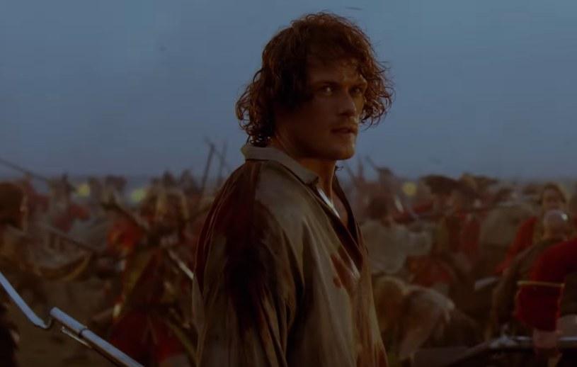 """""""Outlander"""": Jamie (Sam Heughan) /YouTube"""