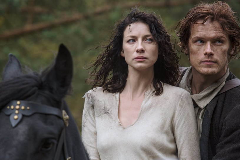 """Outlander"" /Starz /East News"