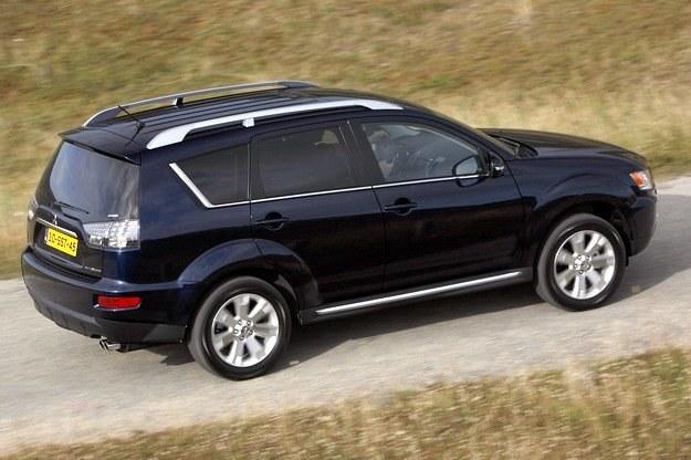 Outlandera sprzedają również Citroen i Peugeot /